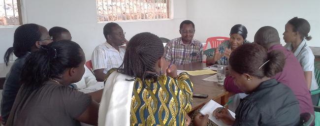 HIV/AIDS Training Workshop Breakout