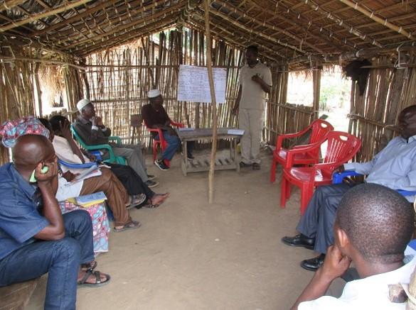 Kabobo Resereve consultative meetings held at village level
