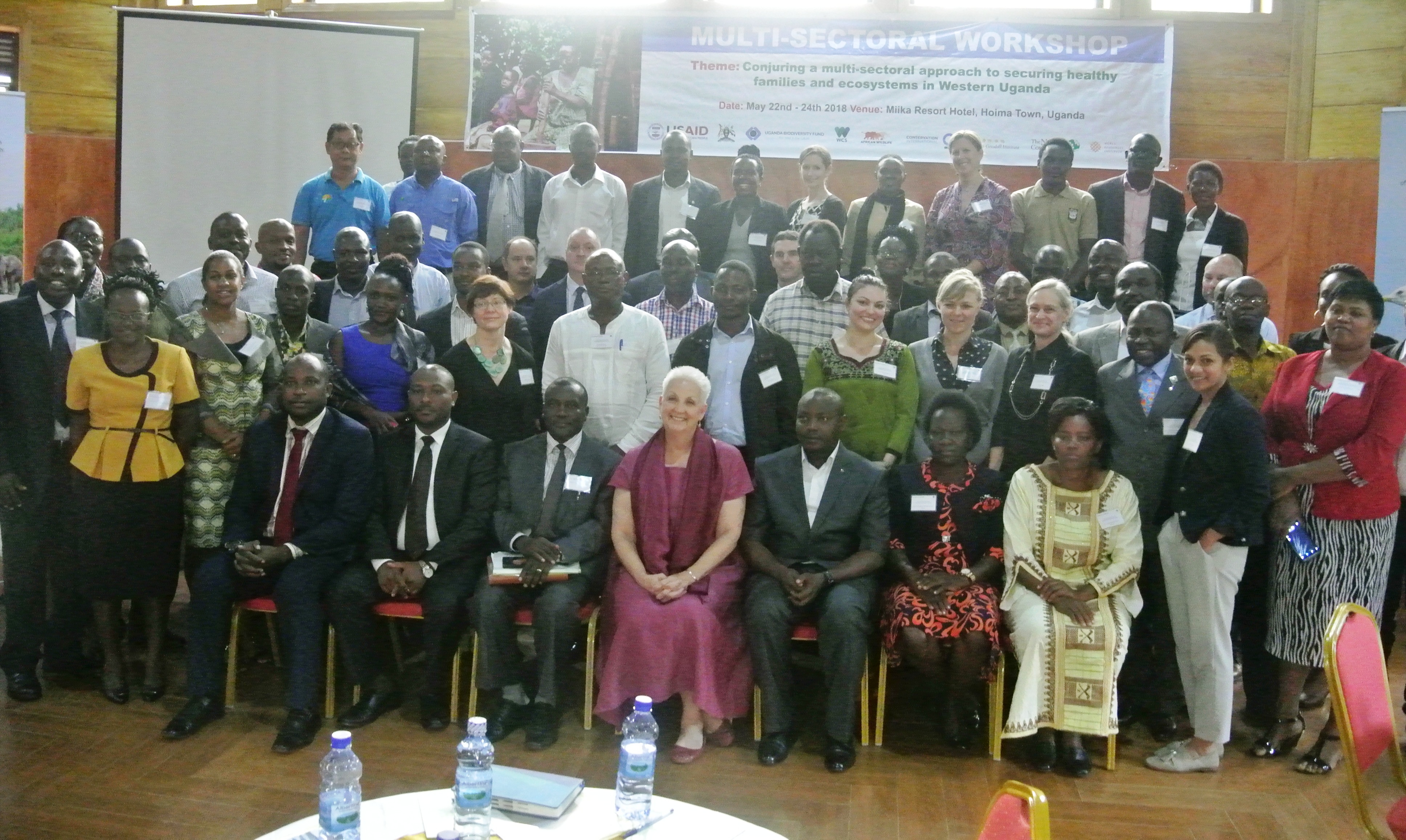 20180522 Multi-sectoral Workshop in Western Uganda