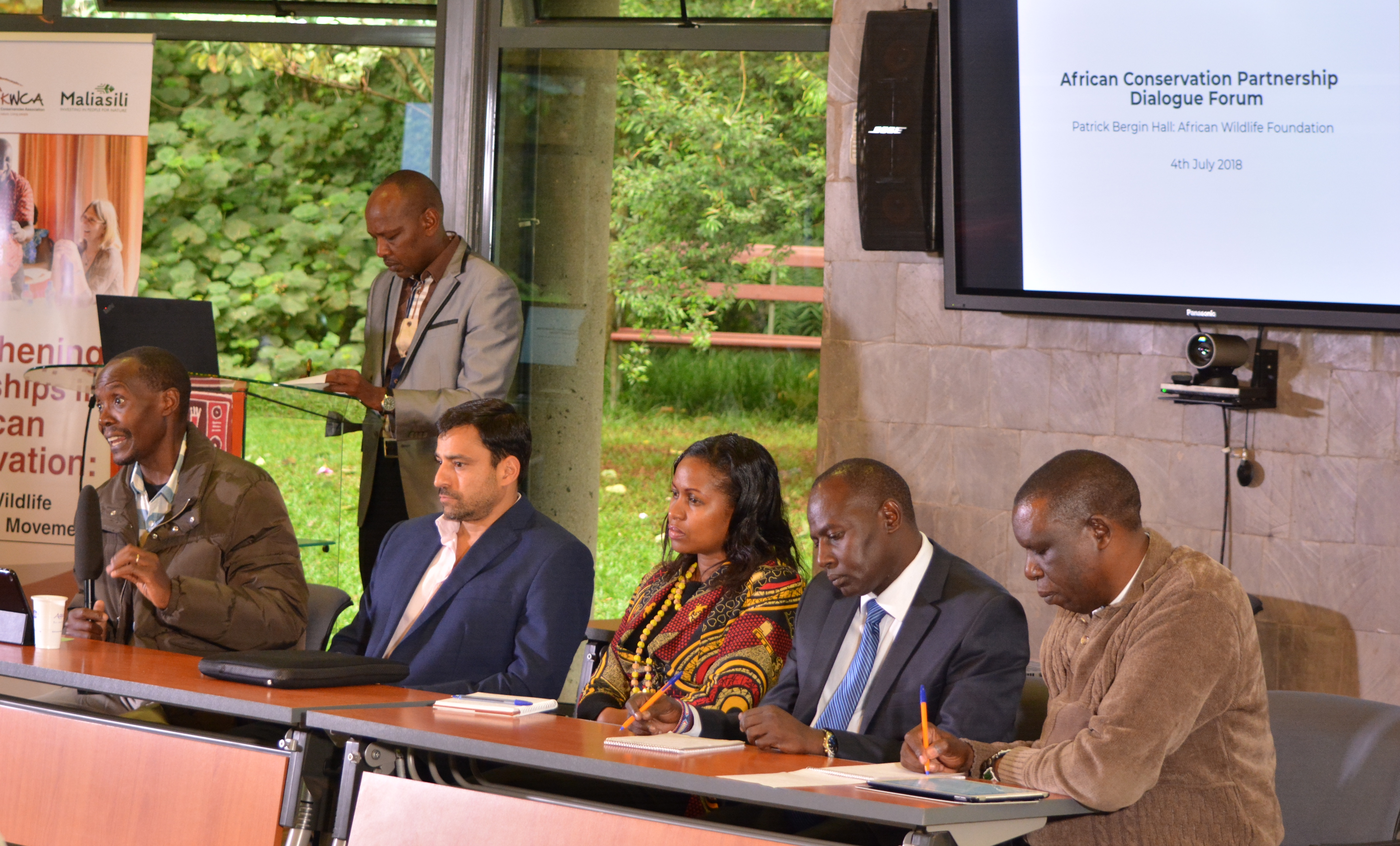 Partnership dialogue participant_July2018 Nairobi