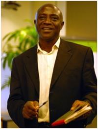 Emmanuel Mtiti of JGI