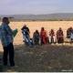Community interview, Maasai Mara, Kenya. Photo Credit: Nikhil Advani, WWF