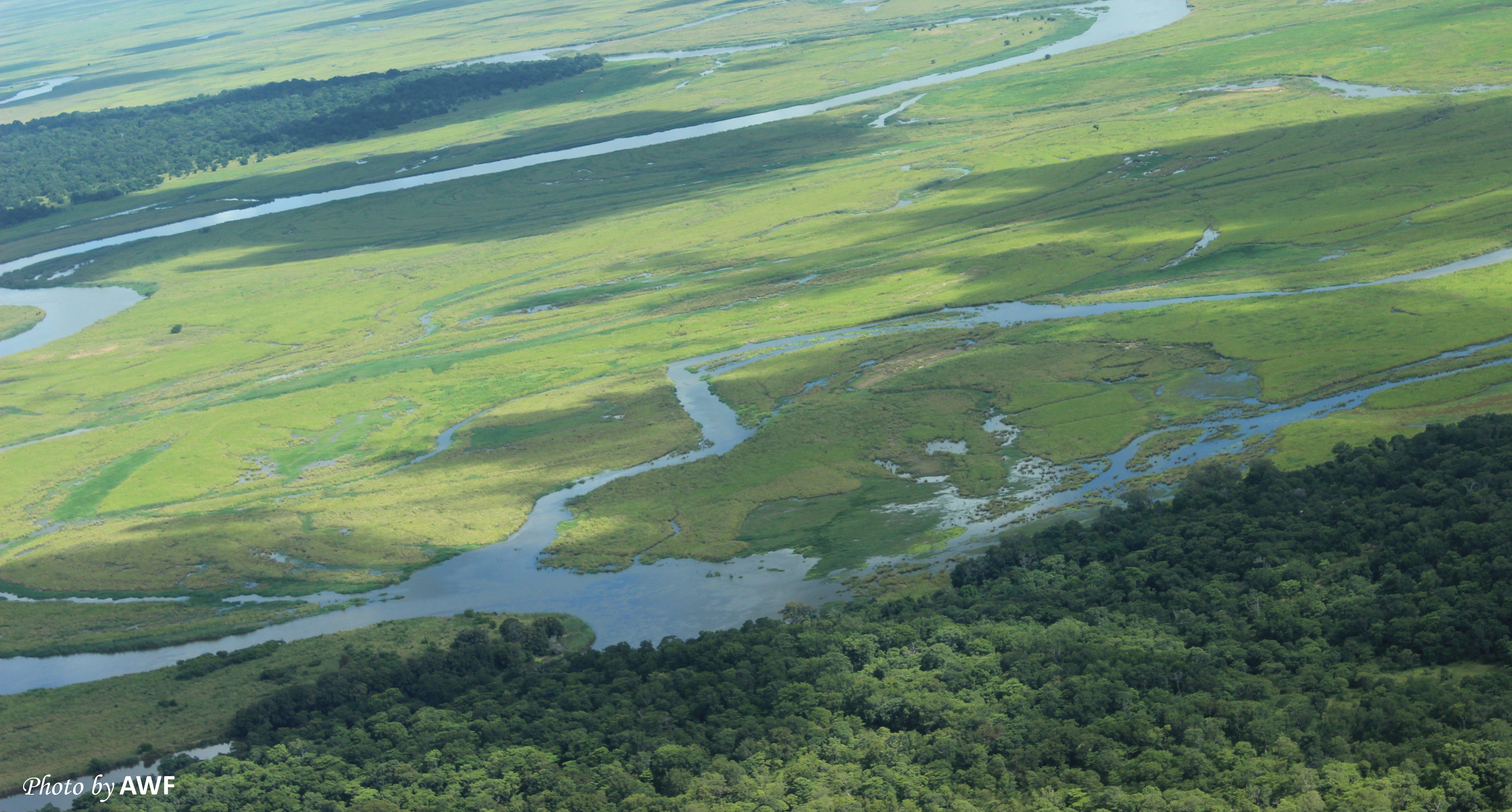 Kilombero landscape