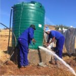Delivering Safe and Reliable Water Supply: Spring Rehabilitation in South Africa's Eastern Cape