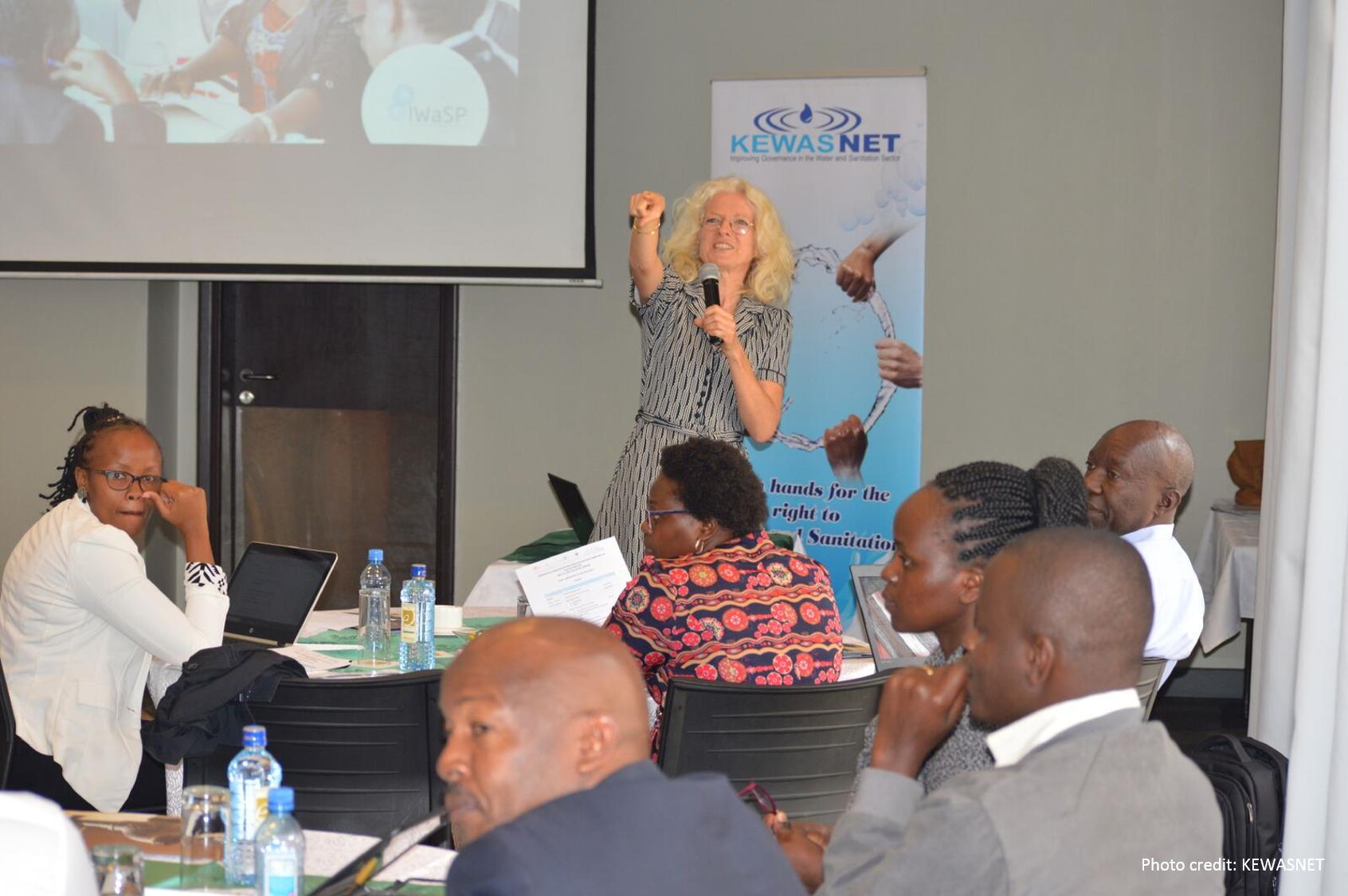 May2018 WASH CoP meeting in Nairobi
