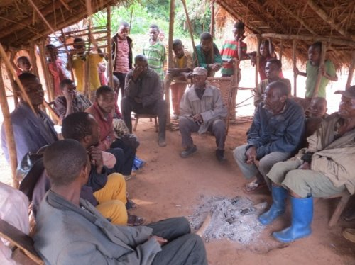Kabobo Community Meeting