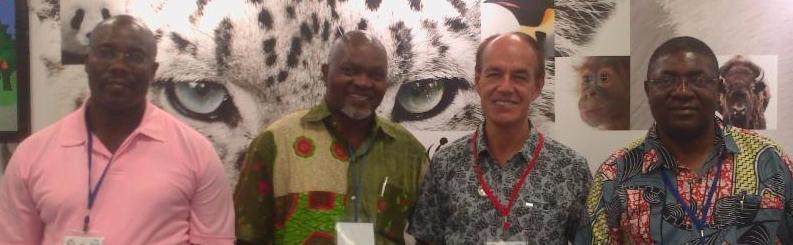 20160913 WWF DRC panel brown bag