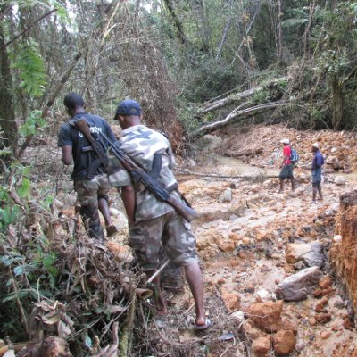 Illegal Mining Madagascar
