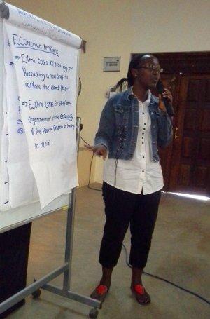HIV/AIDS Training Workshop Speaker