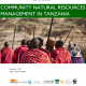 Community Natural Resource Management in Tanzania