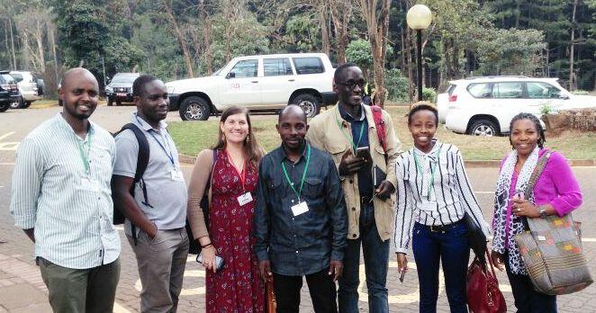 Vital Signs community of Practice meeting partners, Nairobi, September 2017