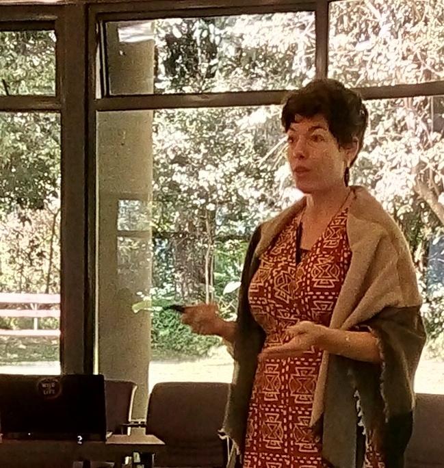 Rebecca Goodman, coordinator, Africa Biodiversity Collaborative Group