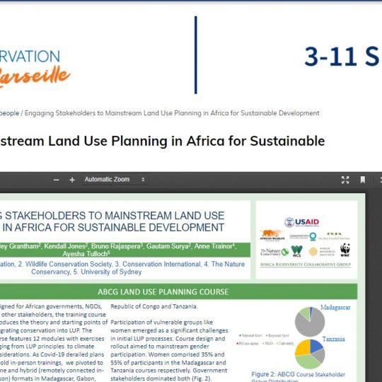 IUCN WCC Screenshot